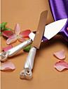 servire Seturi de nunta tort cuțit centralizare inimile tort de design set de cuțit / server