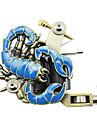 empaistic tattoo maskin - aluminium blå skorpion ram
