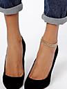 Brățară Gleznă / Brățări Aliaj Design Unic Modă Brățară Gleznă Sandale Desculț Altele Bijuterii Pentru Cadouri de Crăciun Petrecere