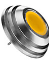 2W 3000 lm G4 LED-globlampor 1pcs lysdioder COB Dekorativ Varmvit DC 12 V