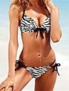 Sexy Femeile Bikini Costume de baie costume de baie Hot Benzi cu Zebra Stripe imprimare