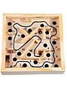 Copii Rocking și Rolling Balls din lemn labirint joc de echilibru exercitii educative Jucarii