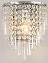 lightmyself® 3W LED lămpi de perete moderne de moda de cristal pat-iluminat cu cristale E14 lampă de perete