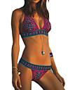 Ruoxi femei Floral Print Bikini