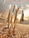 Occident Bijuterii Vintage Metal Micul șarpe de lichidare Snake Bratari