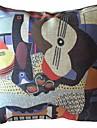 Picturi celebre Lucrări Patru decorative pernă Cover