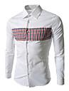 Glory tricou cu guler maneca lunga Contrast Shirt Culoare