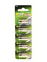 12v hög kapacitet alkaliska batterier 23a-l5 (5-pack)