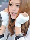 Women's  Fur Warm Gloves