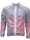 Realtoo Homme / Femme / Unisexe Veste de Cyclisme Vélo Veste / Imperméable / Hauts / Top Séchage rapide, Pare-vent Mode Tenues de Cyclisme