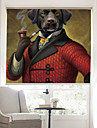 domn contemporan umbra role câine