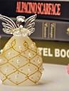 Cristal Produse de Cristal Mireasă Domnișoară de Onoare Fata cu Flori Purtător inel Nuntă Aniversare Zi de Naștere