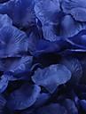 kungsblå rosenblad bordsdekoration (sats om 100 kronblad)