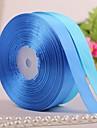 solid de culoare 3/4 inch panglica de satin - 50 de metri pe rola (mai multe culori)