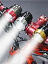 Framlykta till cykel LED Cree T6 Cykelsport Stöttålig Vattentät 2000 Lumen USB Cykling Resa Motorcykel