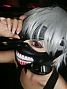 Mask Inspired by Tokyo Ghoul Cosplay Anime Cosplay Accessories Mask Leather Men\'s / Women\'s New / Hot Halloween Costumes