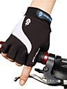 West biking Aktivitet/Sport Handskar Cykelhandskar Snabb tork UV-Resistent Andningsfunktion Slitsäker Skyddande Stötsäker Fingerlösa