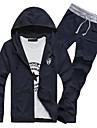 Men's Hoodie Sports Suit(Hoodie & Pants)