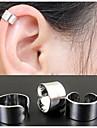 Pentru femei Cercei Rotunzi  Cătușe pentru urechi stil minimalist La modă costum de bijuterii Aliaj Circle Shape Bijuterii Pentru Nuntă