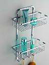 浴室棚 コンテンポラリー ステンレス鋼 1枚 - ホテルバス