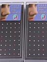 Inelul nasului / nasul Stud / Piercing nas / nasul Piercing - Teak Design Unic, European, Modă Pentru femei Argintiu Bijuterii de corp Pentru Cadouri de Crăciun / Zilnic / Casual