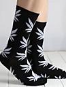 Men's Plantlife Cannabis Marijuana Style Sport Socks