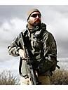 Hunting Jacket Men\'s Keep Warm Waterproof Solid Winter Jacket Softshell Jacket Hoodie Jacket Top for Camping / Hiking
