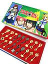 Mai multe accesorii Inspirat de Basme Cosplay Anime Accesorii Cosplay breloc Auriu Aliaj Feminin