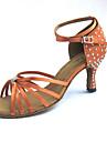 Latin - Pantofi de dans (Maro Pentru femei