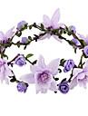 Pentru femei Flori Elegant, Material Textil Bandană