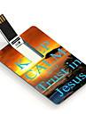 16GB håll lugn och förtroende för jesus designkortet USB-minne