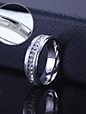 cadou personalizat inel unisex din oțel inoxidabil gravat bijuterii