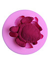 forme pentru copt broască-țestoasă fondant mucegai decorare tort mucegai