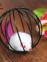 Jucărie Pisică Jucării Animale Interactiv Reclame Mouse Minge Plastic