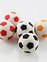 かわいいサッカーのサッカーはゴムの消しゴム学校の学生の子供の贈り物