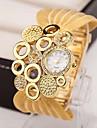Γυναικεία Πολυτελή Ρολόγια Ρολόι Κολιέ Diamond Watch Χαλαζίας Πολύχρωμο 30 m απομίμηση διαμαντιών Αναλογικό κυρίες Φυλαχτό Βίντατζ Μοντέρνα Κομψό - Ασημί Χρυσαφί Καφέ-Χρυσό
