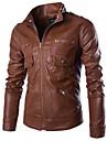 Bărbați Jachetă Șic & Modern-Mată