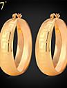 Pentru femei Vintage Draguț Petrecere Birou Casual Modă Alamă Placat Auriu Bijuterii Auriu Nuntă Petrecere Aniversare Zi de Naștere Cadou