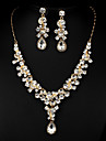 Pentru femei Altele Set bijuterii Σκουλαρίκια / Coliere - Regulat Pentru Nuntă / Petrecere / Ocazie specială
