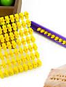 Dekorationsverktyg Paj Kaka Tårta Plast Miljövänlig GDS (Gör det själv) Hög kvalitet