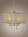QINGMING® Modern Ljuskronor Glödande - Kristall, 110-120V 220-240V Glödlampa inte inkluderad