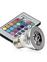 250lm E14 / GU10 / E26 / E27 Lumini LED Scenă MR16 1 LED-uri de margele LED Putere Mare Intensitate Luminoasă Reglabilă / Decorativ /