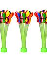 Ballonger Pools & Water Fun Vattenballonger Vattenleksak Leksaker Uppblåsbar Party Silikon 110 Bitar Flickor Pojkar Födelsedag Present