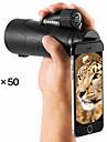 Eyeskey 10X42 Monokulär Högupplöst Vattentät Generisk Vädertålig Mobiltelefon