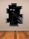 Desene Animate / #D Perete Postituri Autocolante perete plane Autocolante de Perete Decorative,PVC Material Detașabil Pagina de decorare