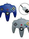 N64 PS/2 Styrenheter för Nintendo Wii 180 Gaming Handtag Trådbunden #
