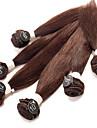 Tissages de cheveux humains Cheveux Bresiliens Droit 12 mois tissages de cheveux