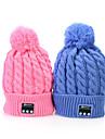Bluetooth 4.1 căciulă muzica pălărie pălărie tricotate capac inteligent căști fără fir căști cu microfon pentru iPhone Sumsung mobil