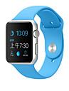 Pulseiras de Relogio para Apple Watch Series 4/3/2/1 Apple Pulseira Esportiva Silicone Tira de Pulso