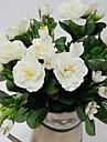 Gren Silke Azalea Bordsblomma Konstgjorda blommor